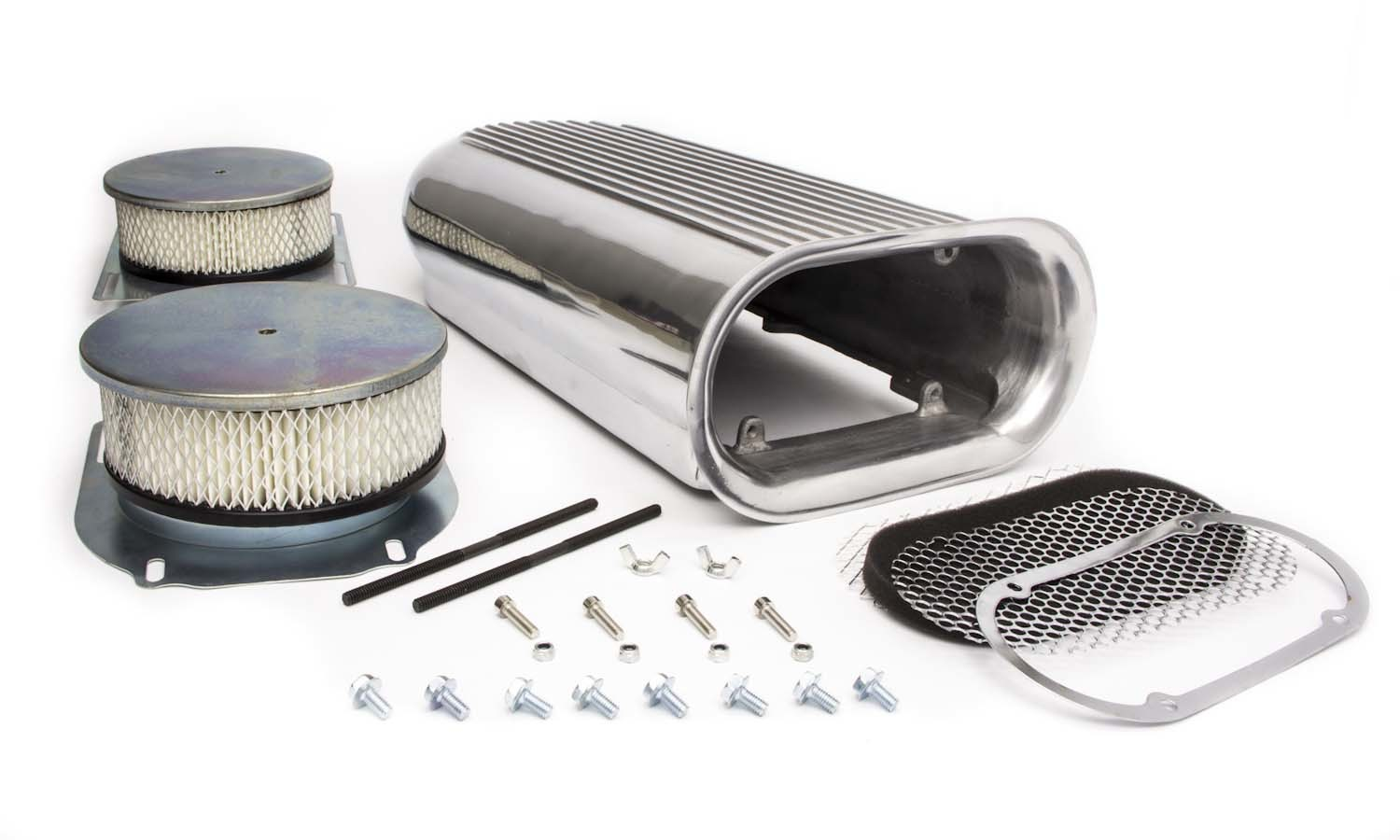Allstar Performance 25900 14 in Round Air Cleaner Assembly