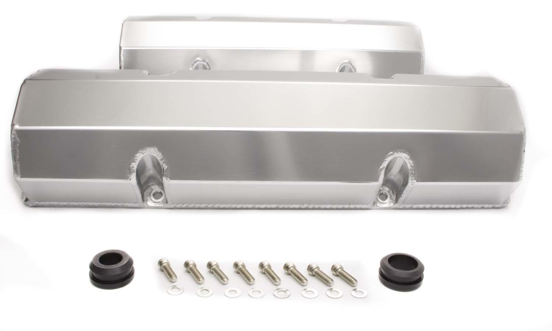 GM Fabricated Aluminum Valve Covers w/o Hole