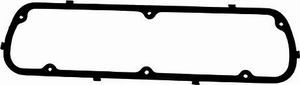 Racing Power Company R7486 Valve Cover Gasket, 0.187 in Thick, Steel Core Silicone Rubber, Small Block Ford, Pair