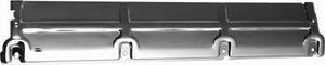 Racing Power Company R9428 Radiator Support, Steel, Chrome, Hardware Included, GM A-Body 1968-77, Each