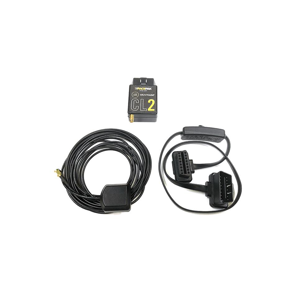 Racepak 20100-2004 Data Logger, CL2, ODBII Interface, Bluetooth, EFI Data, Kit