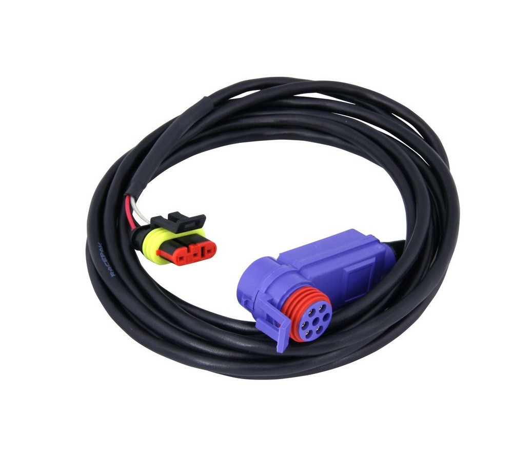Racepak 230-VM-TURBO ECU Interface Cable, Racepak V-Net System to Hall Effect Sensor, Each