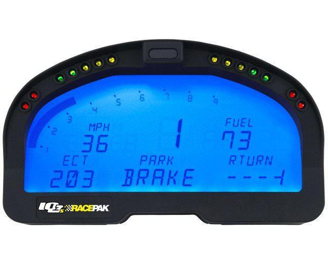 Racepak 250-DS-IQ3S Digital Dash, IQ3S, Street Dash, V-Net System, Harness / Micro SD Card / Sensors / Software / USB Programming Cable, Racepak Digital Dash, Kit