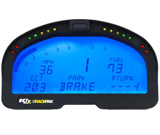 Racepak 250-DS-IQ3SL Digital Dash, IQ3, Street Logger, V-Net System, Harness / Micro SD Card / Sensors / Software / USB Programming Cable, Racepak Digital Dash, Kit