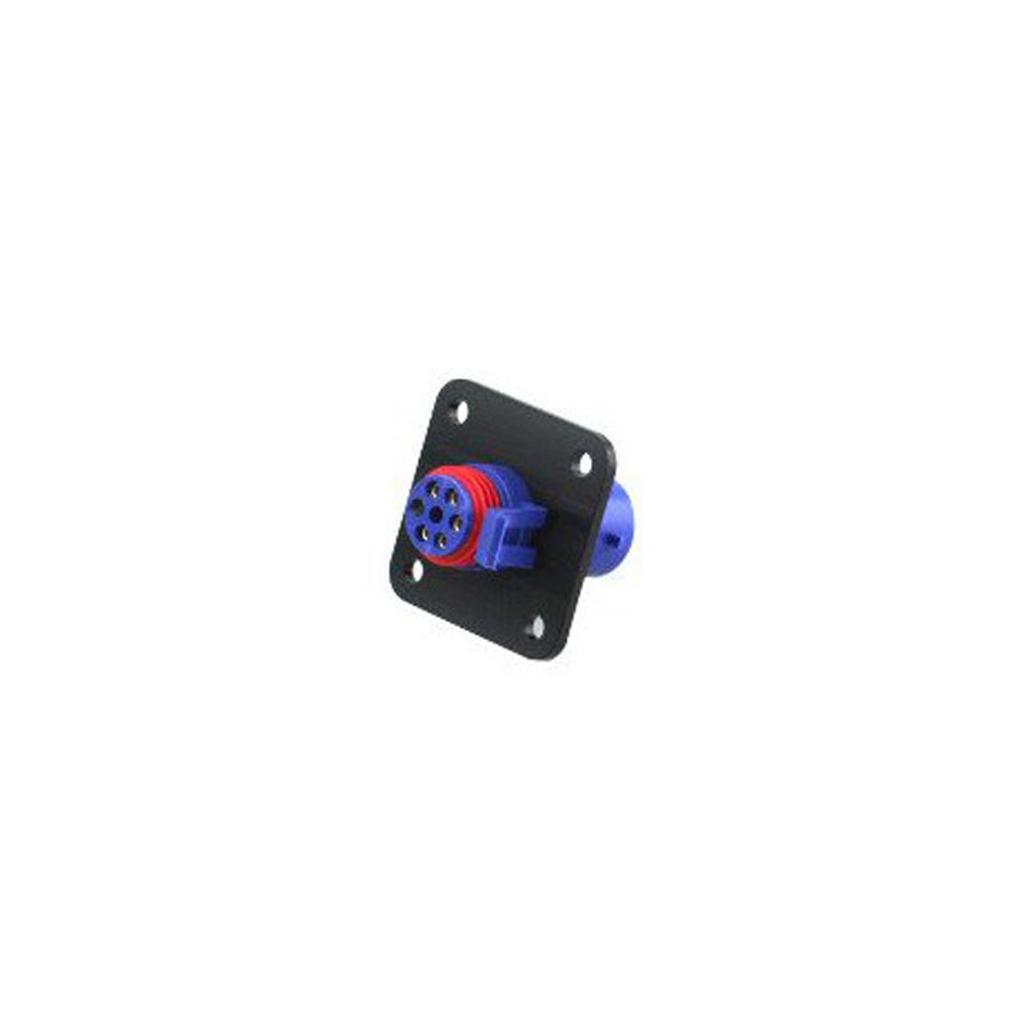 Racepak 280-CA-VM-BHEAD Wire Bulkhead, V-Net, Connector Style, Racepak Digital Dash, Each