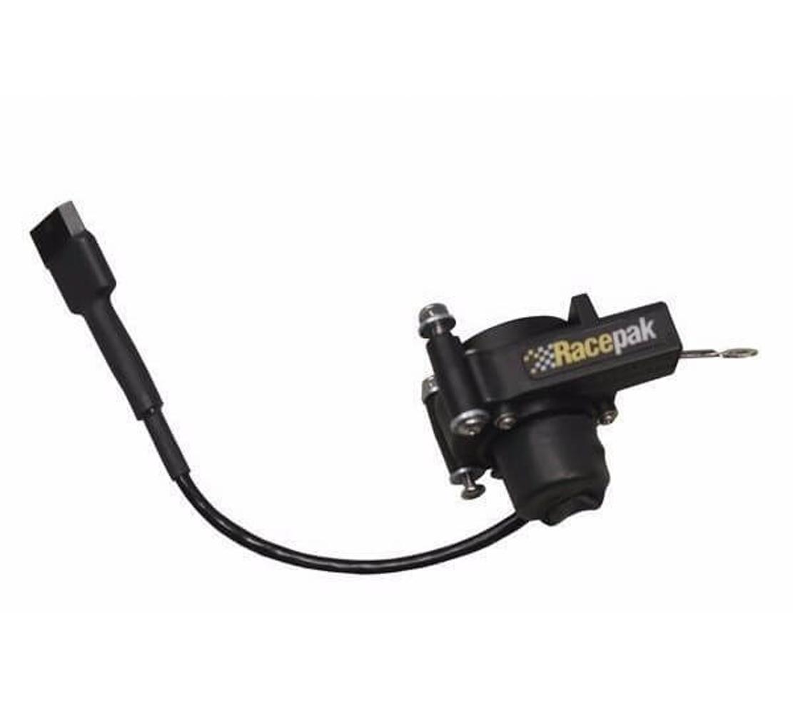 Racepak 800-LN-STRINGP Throttle Position Sensor, Linear String Travel Sensor, Each