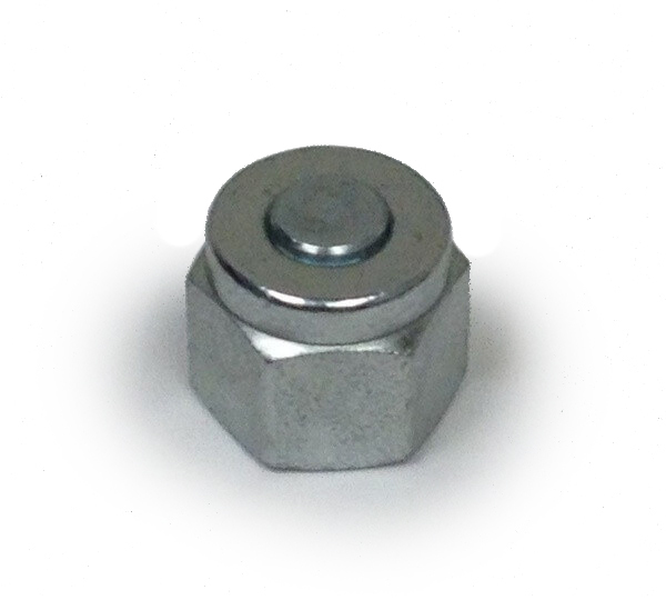 Racepak 800-TX-CAP4 Fitting, Cap, 1/4 in NPT, Each