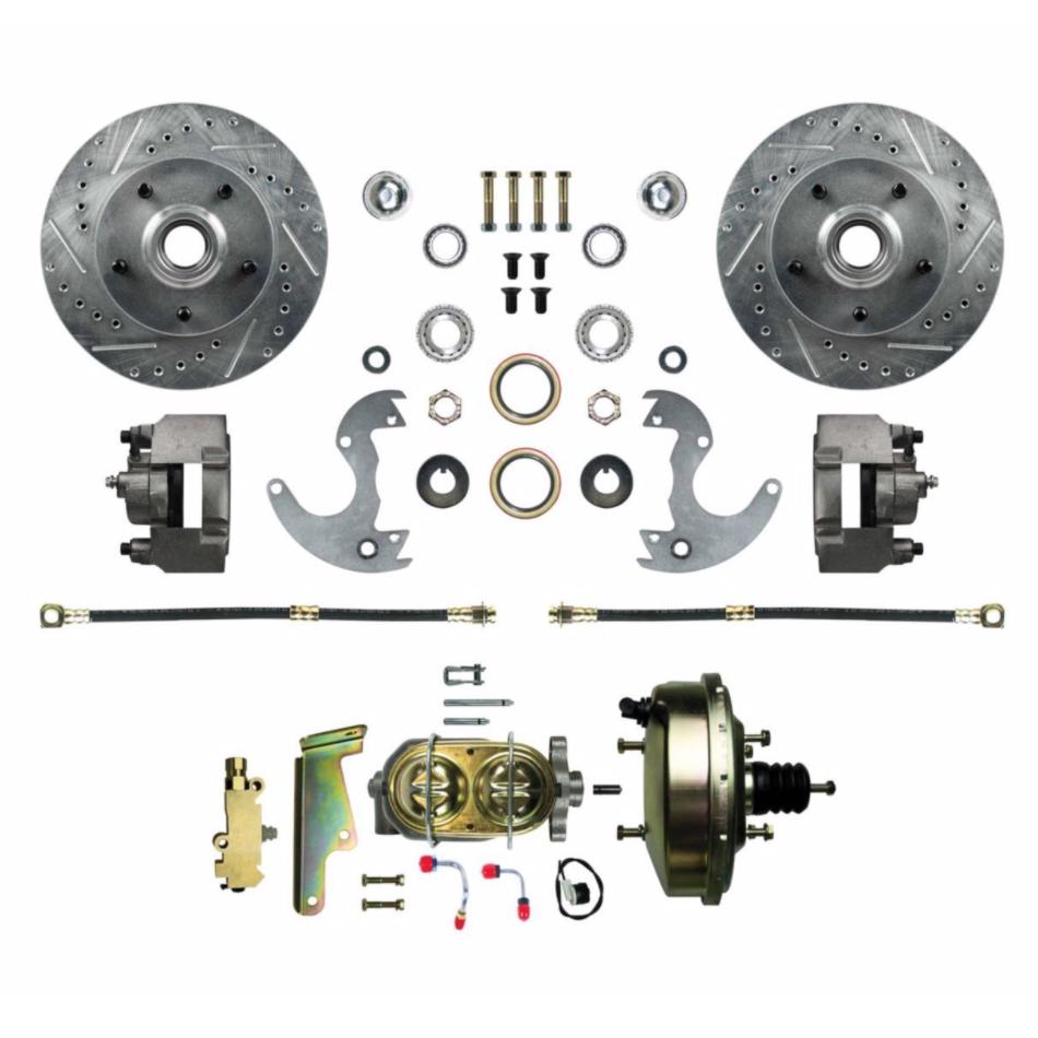 Disc Brake Conversion Ki t for 14ft wheels