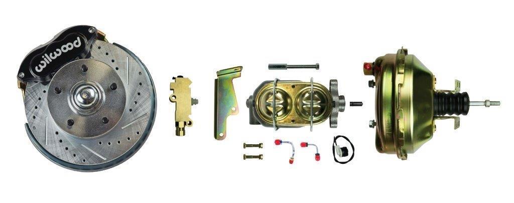 64-72 GM A Body Power Disc Brake Conversion