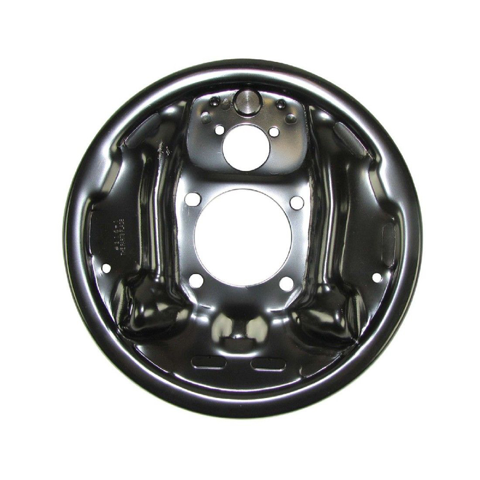 10/12 Bolt 9.5in Drum Backing Plate Left