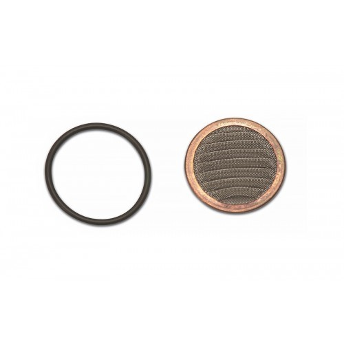 Russell 651670 Fuel Filter Element, 40 Micron, Stainless Element, Russell Competition Fuel Filters, Each