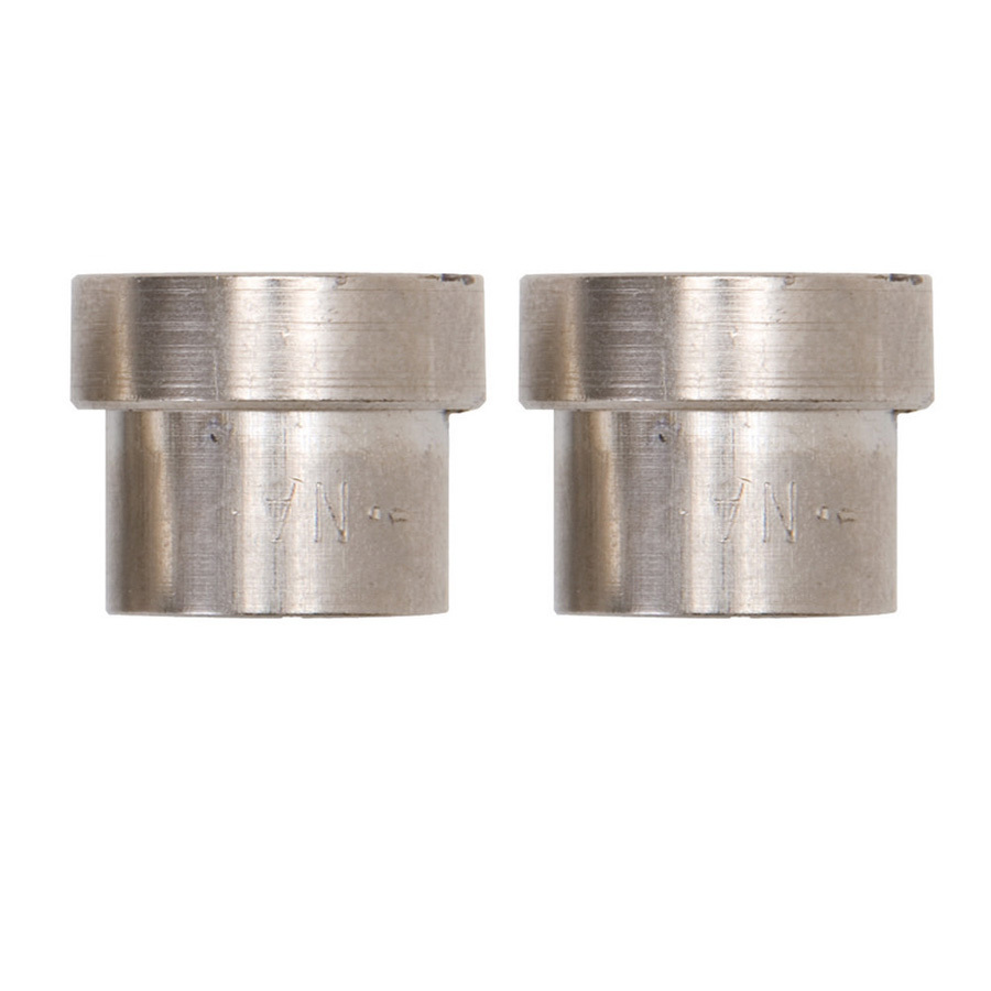 Russell 660651 Fitting, Tube Sleeve, 6 AN, 3/8 in Tube, Aluminum, Nickel Anodized, Pair