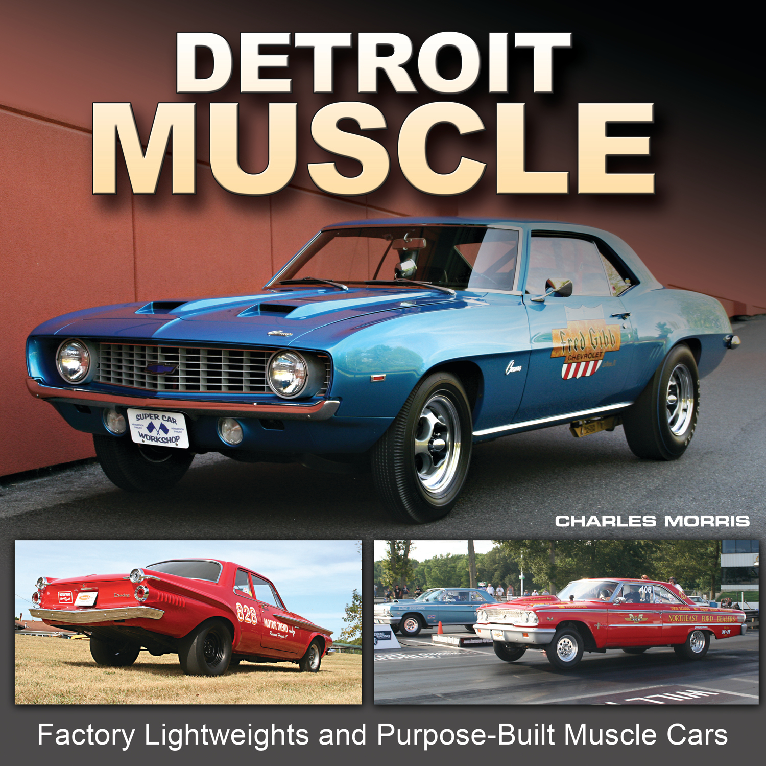 Detroit Muscle Litweight /Purpose Built Muscle