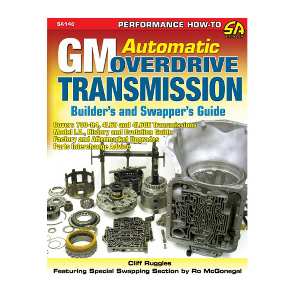 GM Automatic Overdrive Trans Guide