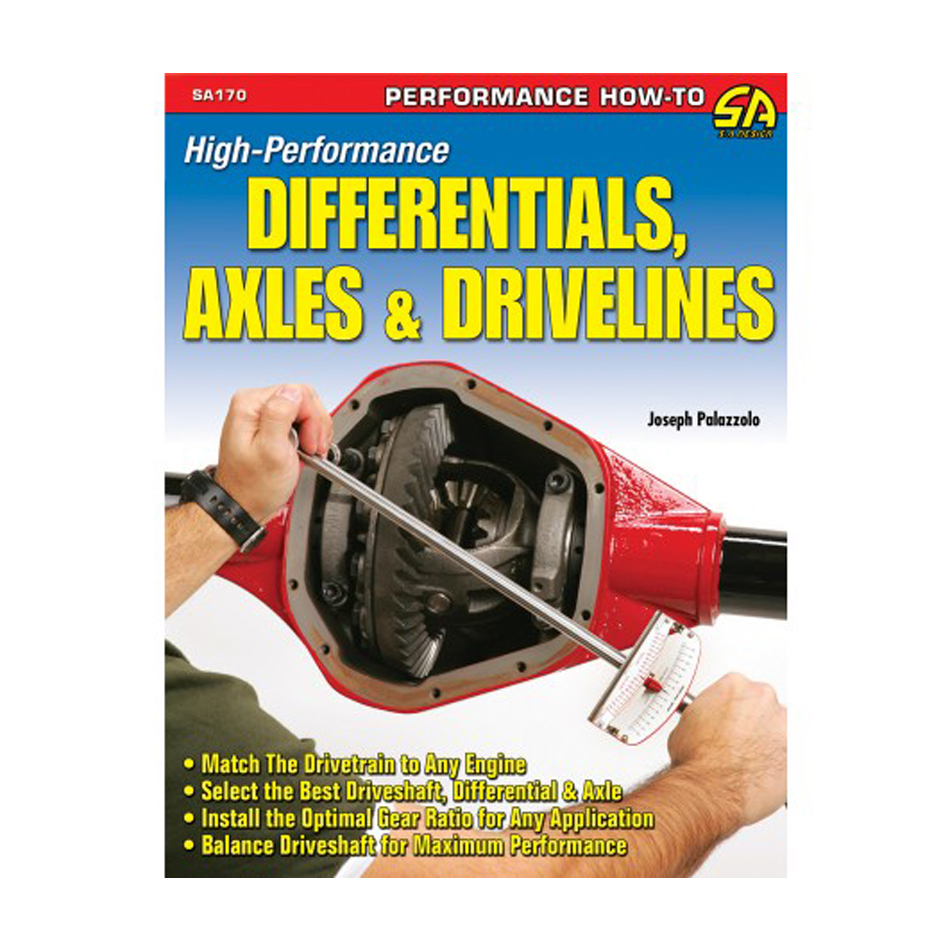 High Perf Differentials/ Axles and Drivelines