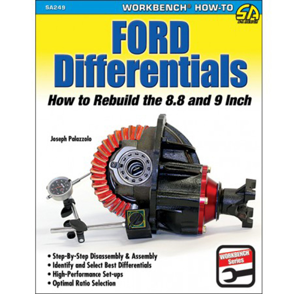 Ford Differentials How to Rebuild 8.8 & 9 Inch