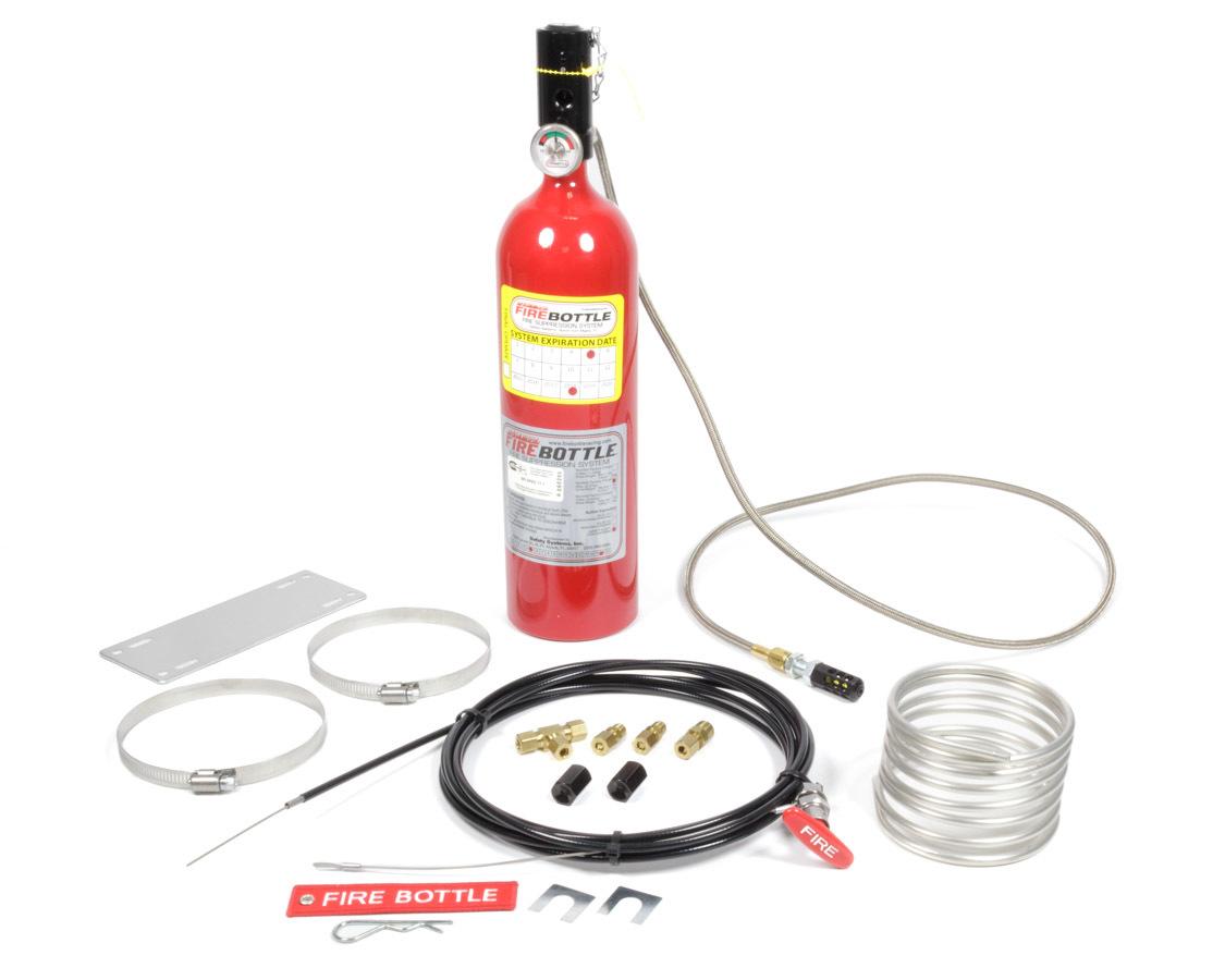 Fire Bottle System 5lb Automatic FE-36