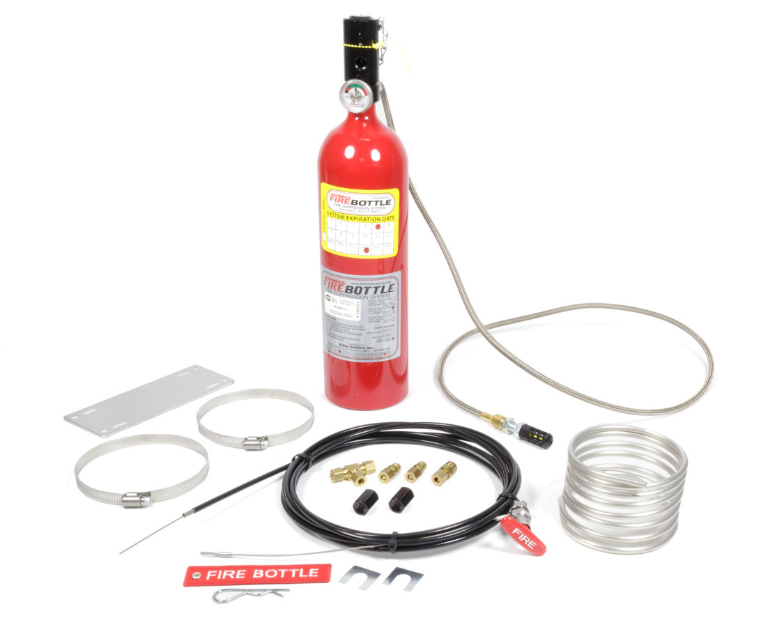 Fire Bottle System 5lb Automatic FE-36