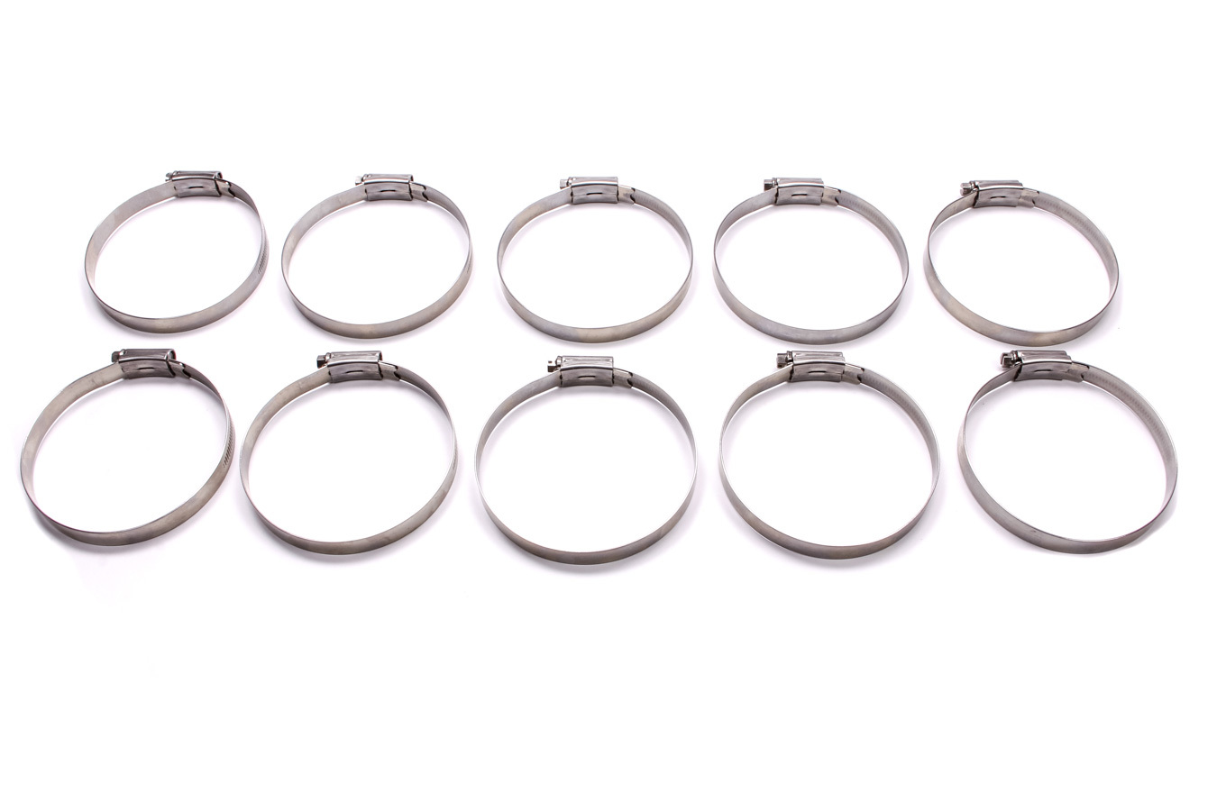 100mm-3.937in Hose Clamp 10pk