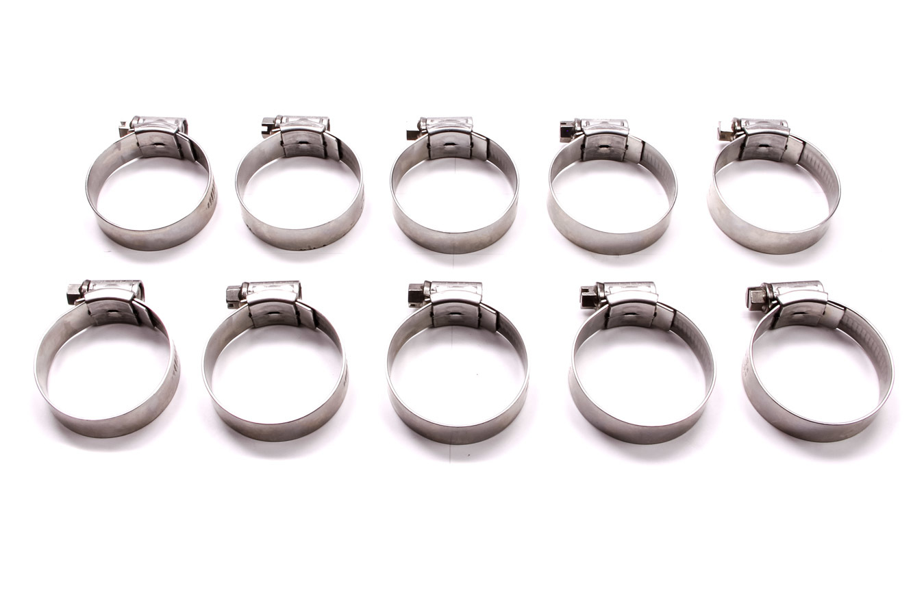 40mm-1-9/16in Hose Clamp 10pk