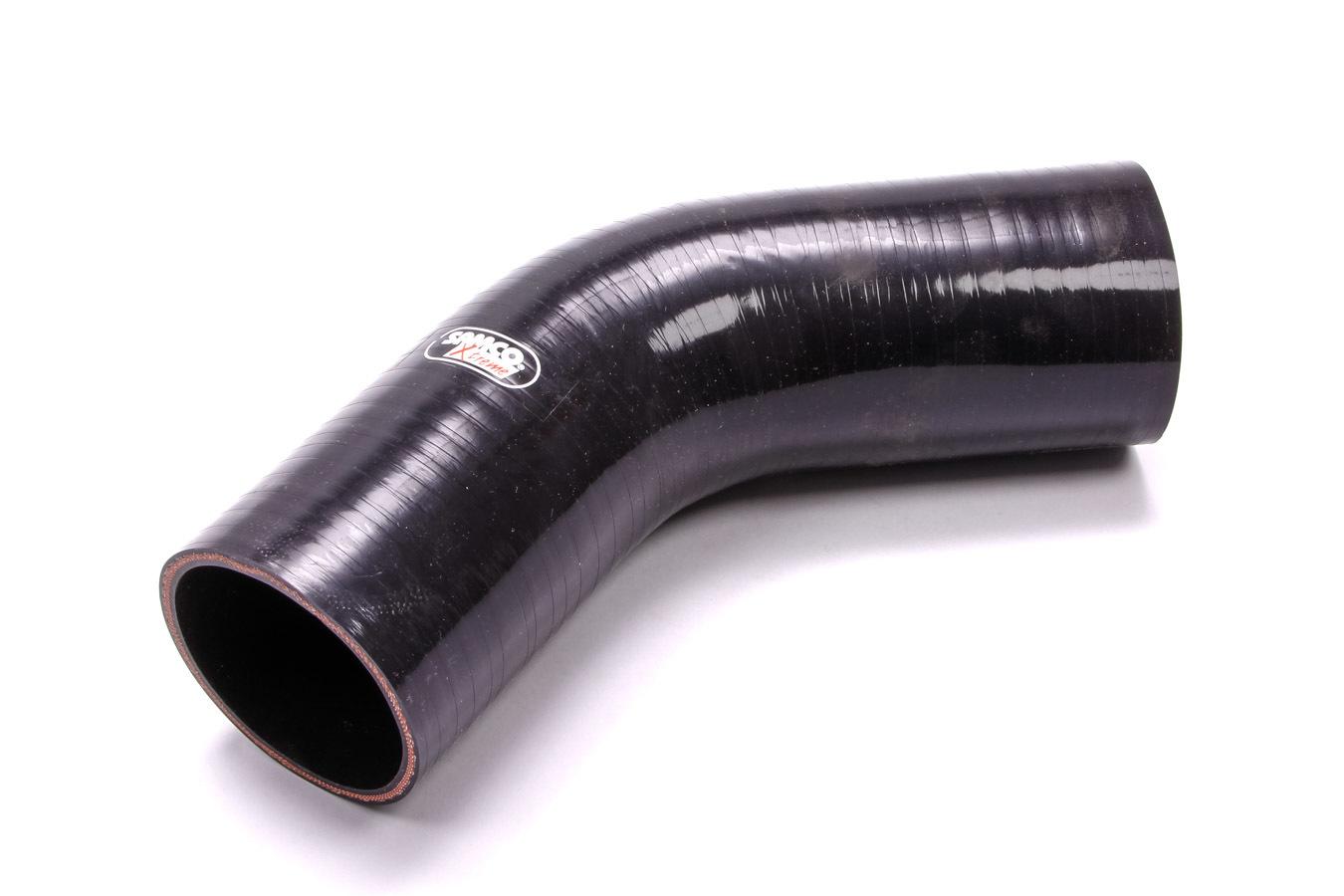 2-1/2in Xtreme 45 Deg Elbow Black