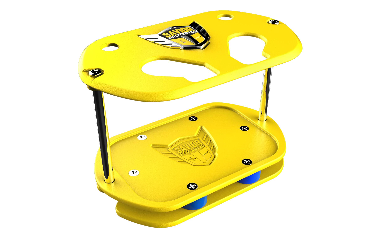 Savior Pro Case Yellow Optima Group 34 Battery