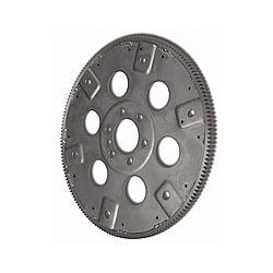 Scat FP-350L-SFI Flexplate, 168 Tooth, SFI 29.1, Steel, External Balance, 1 Piece Seal, Small Block Chevy, Each
