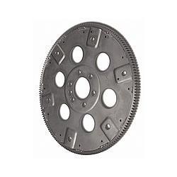 Scat FP-455-SFI Flexplate, 166 Tooth, SFI 29.1, Steel, External Balance, 11.0 in Bolt Circle, Pontiac V8, Each