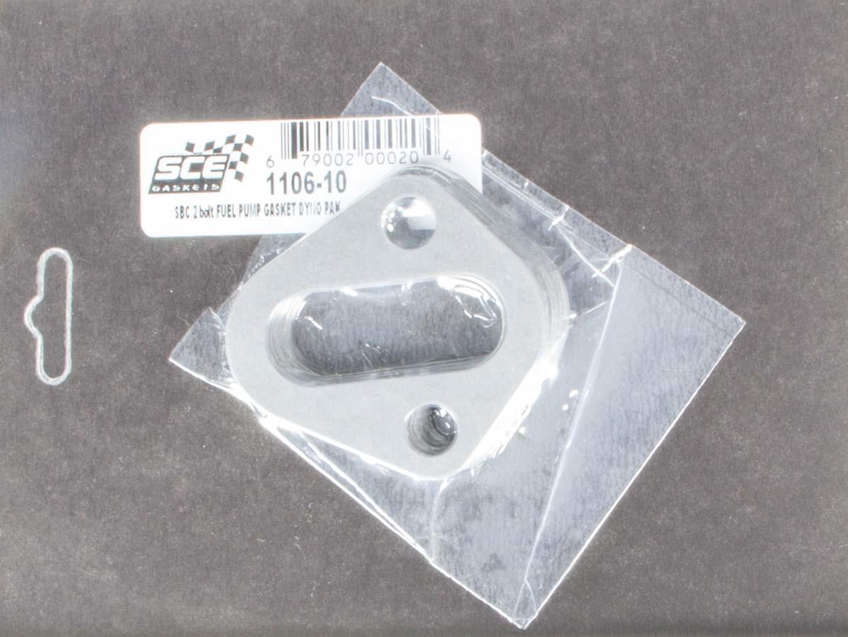 SBC Fuel Pump Gaskets Dyno-Pak (10)