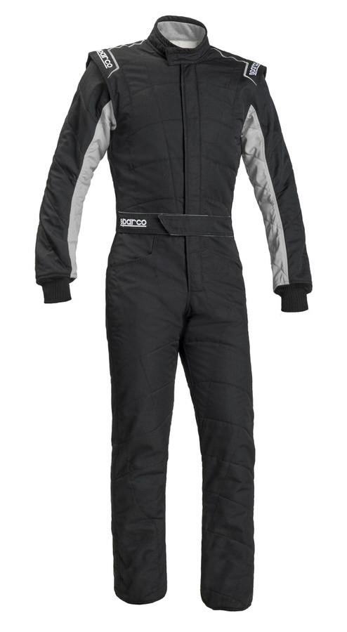 Sprint Suit Large / X- Large Black /Gray