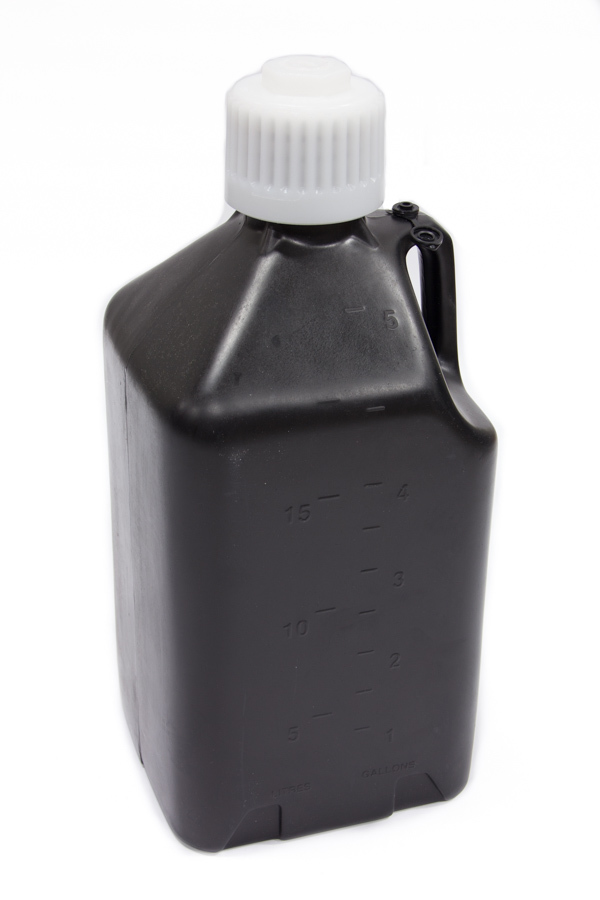 Utility Jug - 5-Gallon Black