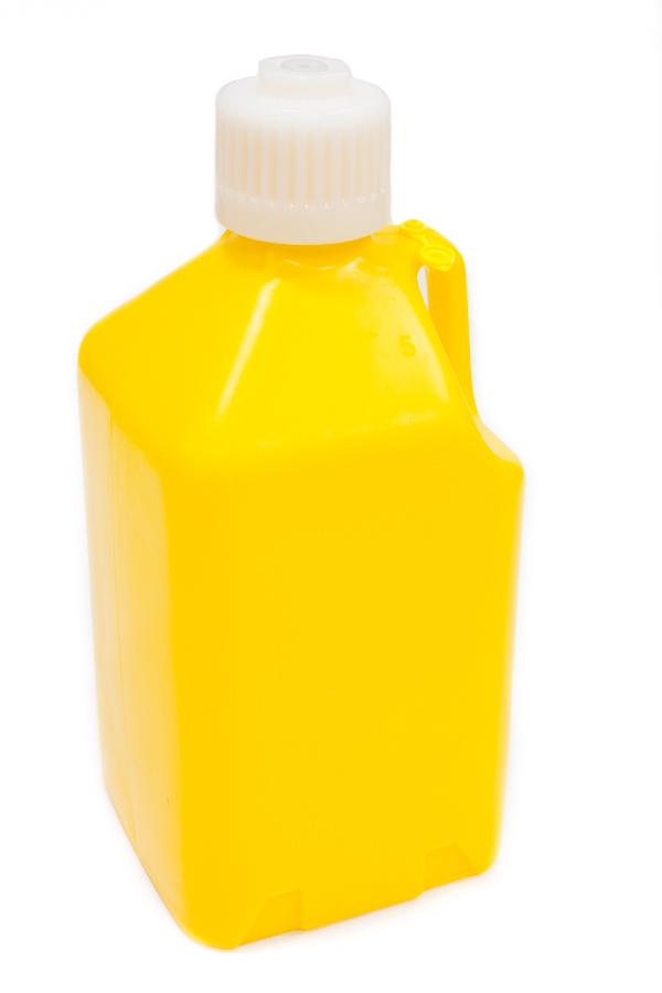 Utility Jug - 5-Gallon Yellow