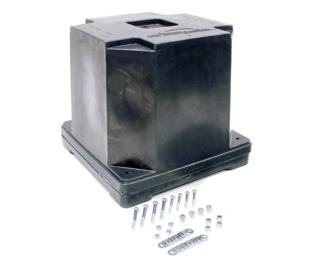 Scribner 5175 Engine Storage Case, Go Kart, 18 x 18 x 18  in, Plastic, Gray, Each