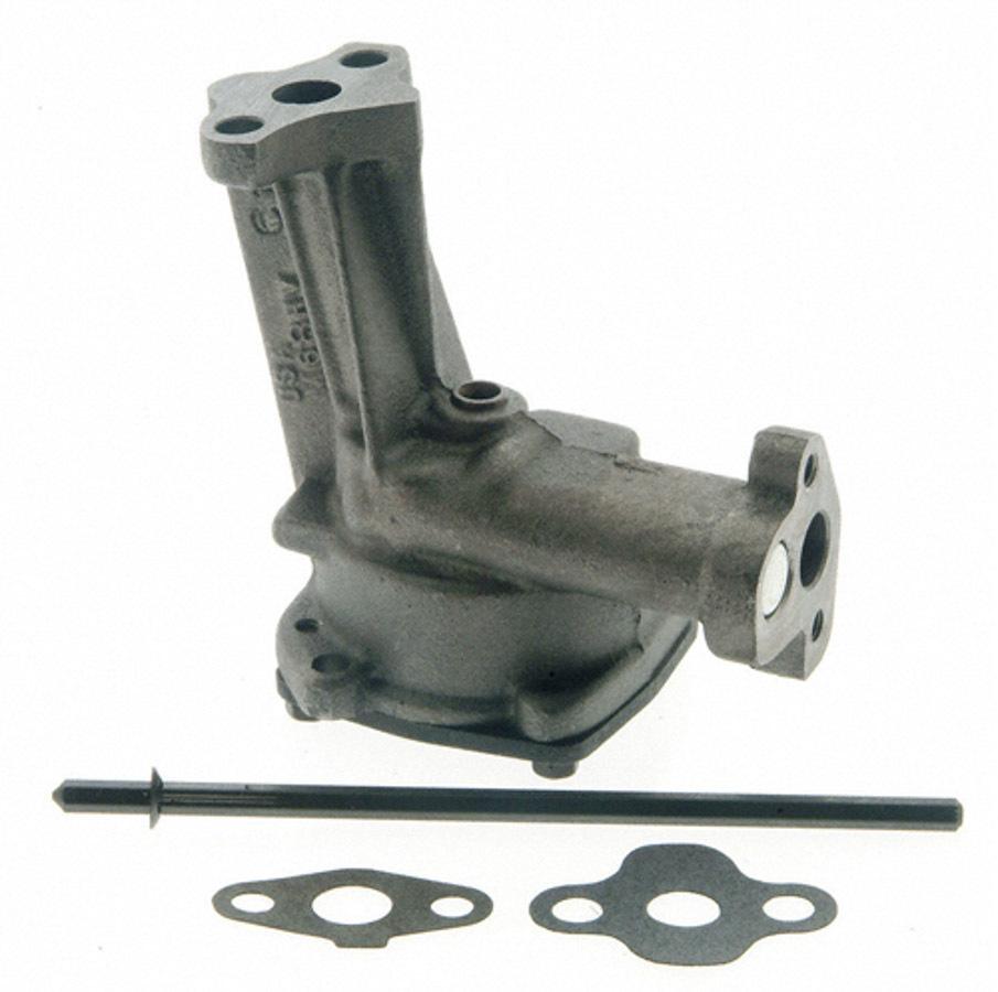 Sealed Power 224-41128 Oil Pump, Wet Sump, Internal, High Volume, Small Block Ford, Each