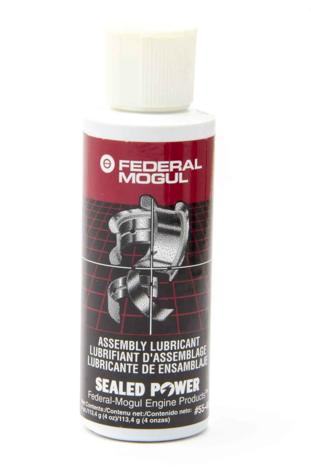 Sealed Power 55-400 Assembly Lubricant, 4.00 oz Bottle, Each