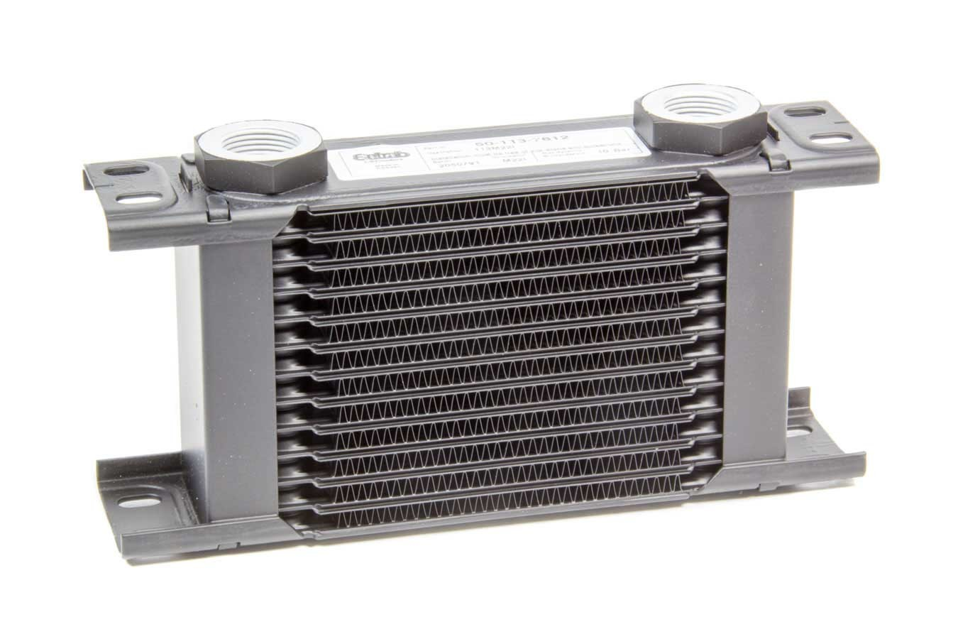 Series-1 Oil Cooler 13 Row w/M22 Ports