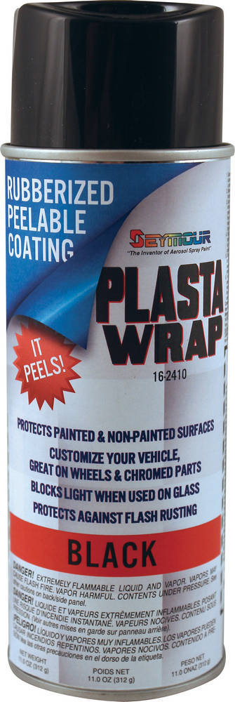 Plasta Wrap Black