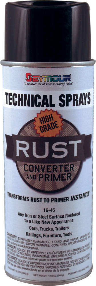 Technical Sprays Rust Converter