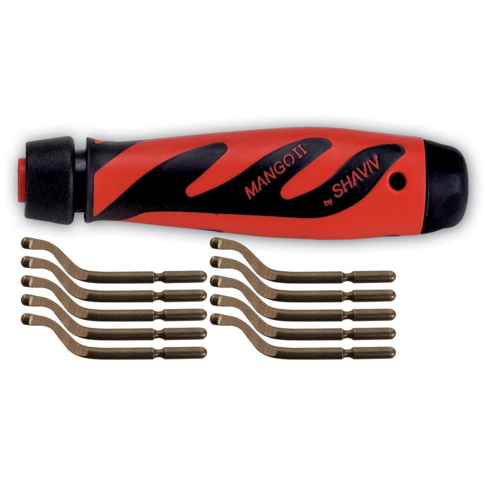Bonus Pack Handle Plus 10 E100 Blades