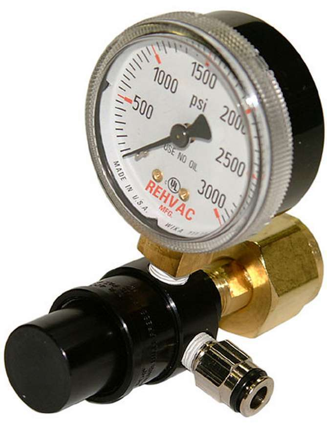Regulator - CO2 Single Gauge