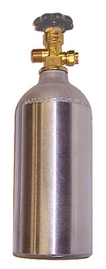 2.5lb CO2 Bottle w/Standard Valve (Empty)