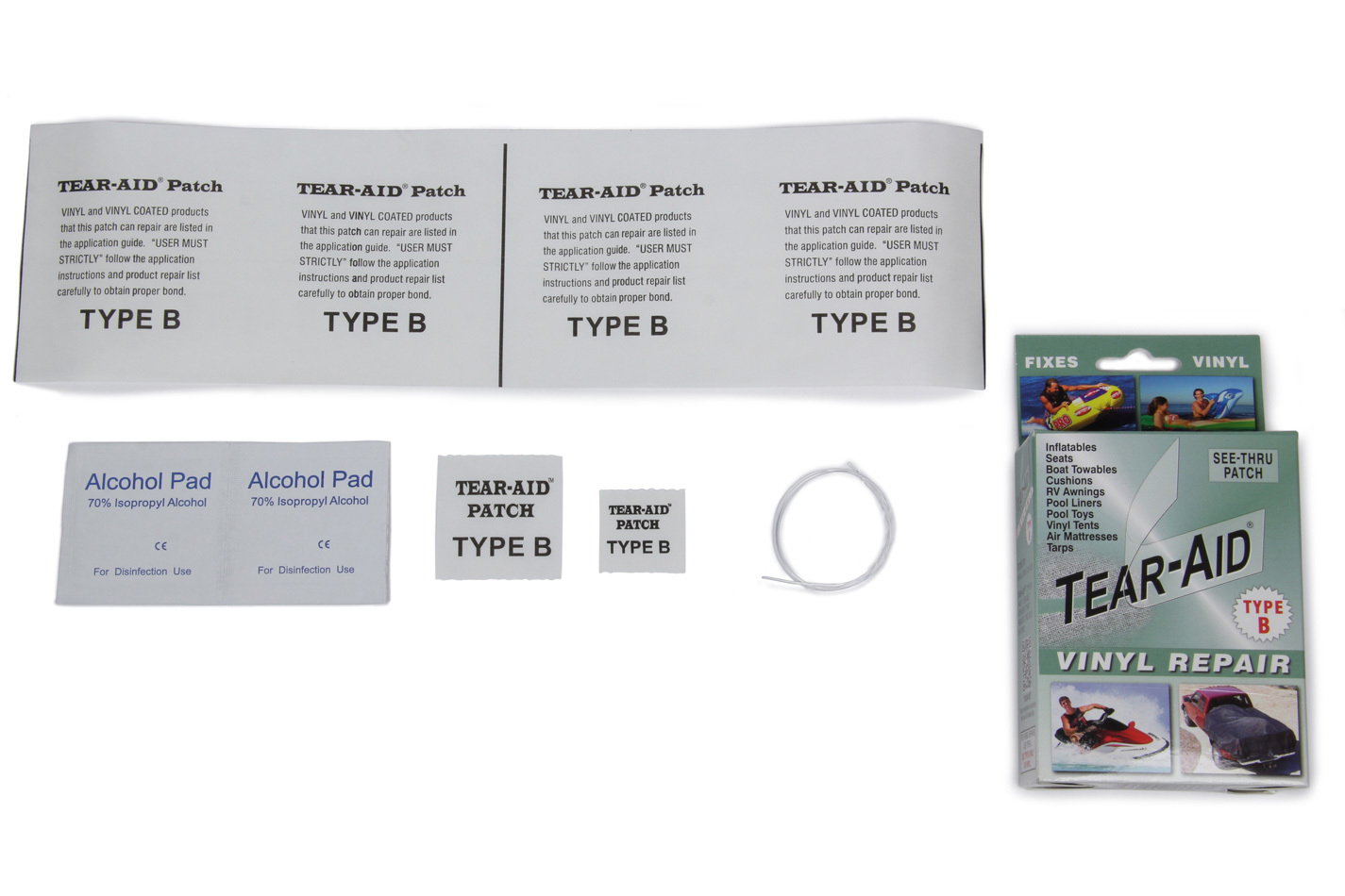 Tear Repair Kit