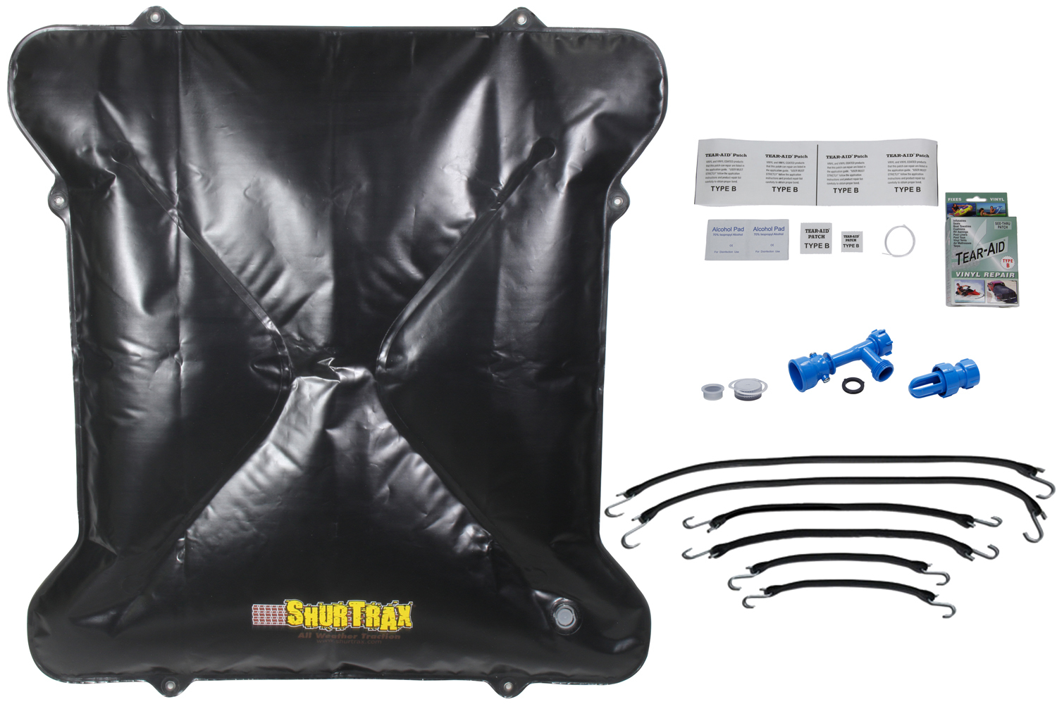 Full Size Truck Traction Aid w/Repair Kit