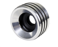 Seals-It AS9125 Axle Housing Seal, Inner, 2.750 in OD, 2.720 in ID, Rubber / Steel, Natural, Universal, Each