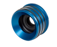 Seals-It AS9218 Axle Housing Seal, Inner, 2.560 in OD, 2.540 in ID, Rubber / Aluminum, Blue, Universal, Each