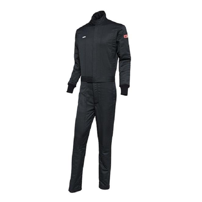 SS Suit Double Layer Black X-Large