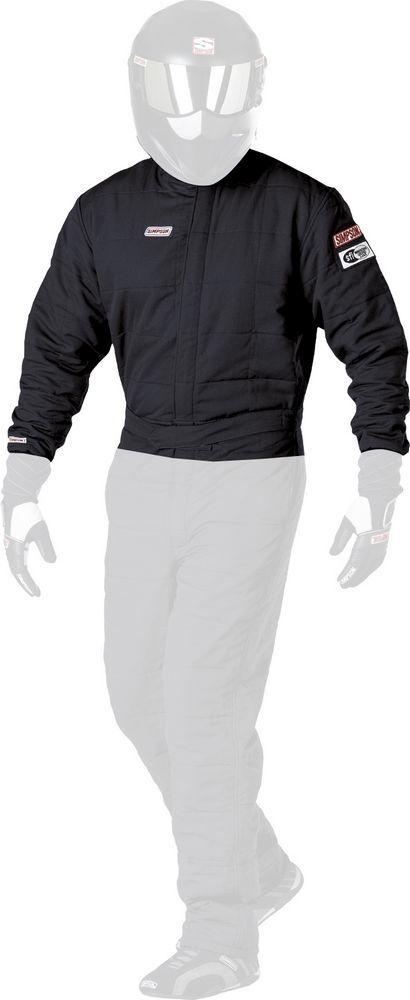 SS Jacket Double Layer Black XX-Large