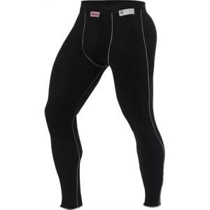Simpson 20124SK Underwear Bottom, Memory Fit, SFI 3.3, Nomex, Black, Small, Each