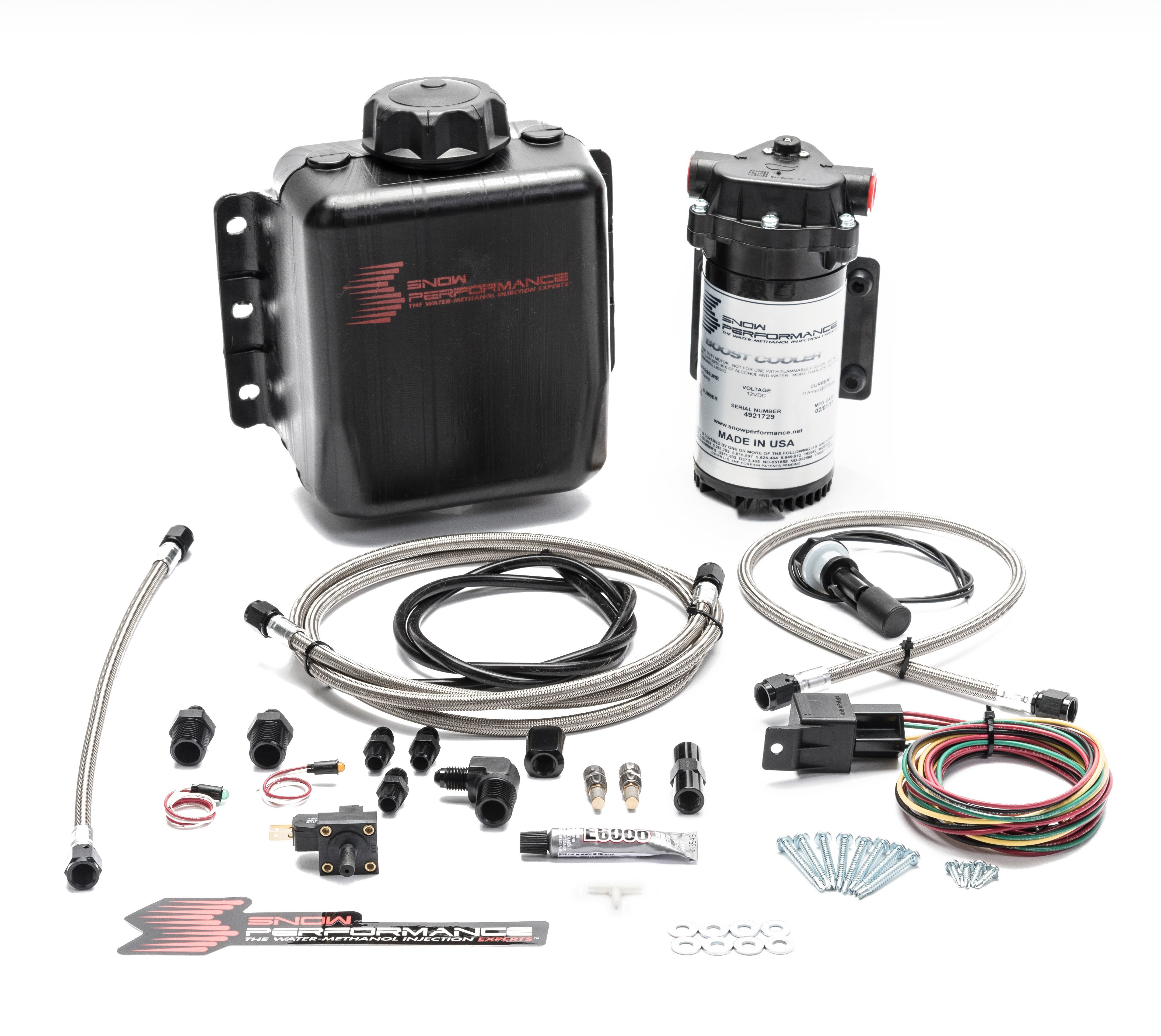 Snow Performance 201-BRD Stage-1 Boost Cooler Forced Induction