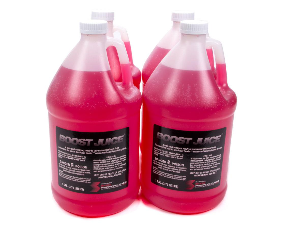 Boost Juice Case 4x1 Gal